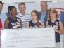 2011-07-13 - Donation to Softball Teams