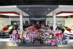 Toys for Tots - KMMG 2018