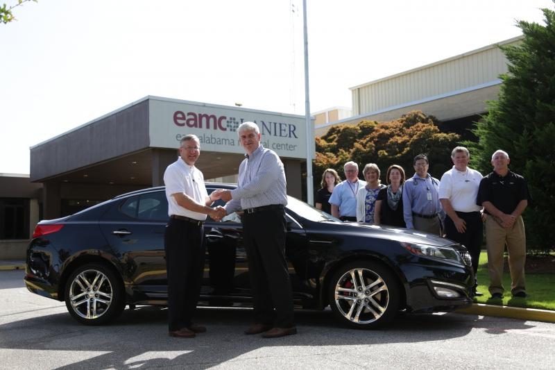 KMMG EAMC vehicle