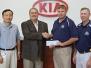 2008-06-13 - Kia Donates to Troup Recreation
