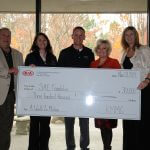 Kia Motors Manufacturing Georgia continues support of SAE Foundation and Troup Schools with third $300K contribution