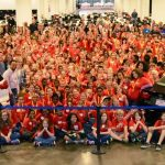 Hundreds of local fifth graders join team members from Kia Motors Manufacturing Georgia for largest single-sponsor AWIM event