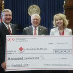 Team Members with Kia Motors Manufacturing Georgia Support Hurricane Relief Efforts