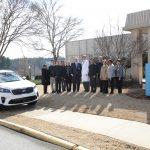 Kia Motors Manufacturing Georgia donates $75,000 to West Georgia Health Foundation for cancer patient transportation