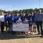 Kia Motors Manufacturing Georgia donates $25,000 to Special Olympics Georgia and Special Olympics Troup County