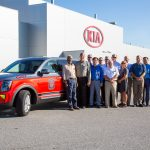 Troup County Fire Department Adds Kia Telluride to Vehicle Fleet