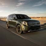 Kia Telluride wins 2020 North American Utility Vehicle of the Year